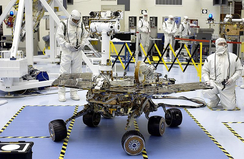 mars rover spirit and opportunity facts - photo #17