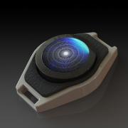 portable GPS holder