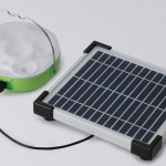 Panasonic gives away 100 000 solar lamps to people Living in Areas Without Electricity