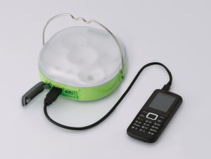 solar lamp indoor