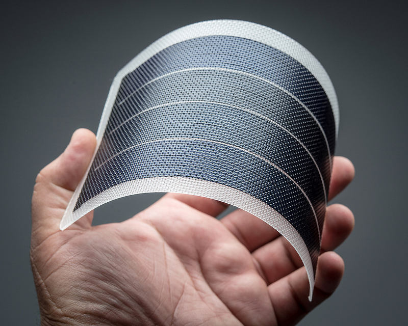Thin Film types of solar panels