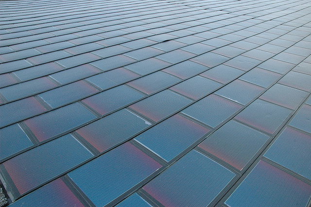 Solar Roof Tiles An Aesthetic Alternative To The