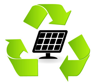 Used solar panels can be a great bargain, but be sure to know what you are buying first. © Graphicstock