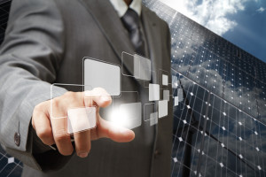 Calculating the necessary size of a standalone solar power system © Graphicstock