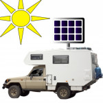 RV solar panels : Never be tied to a commercial camping ground again